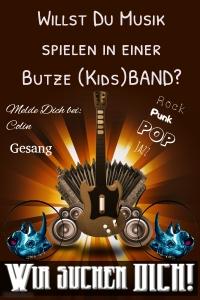Copy of Concert flyer template