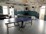 Tischtennis & Bühne